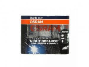 Univerzális / Osram Night Breaker unlimited D2S izzó készlet