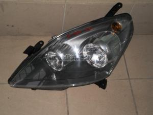 OPEL ZAFIRA B feketeházas bal fényszóró / fényszóró