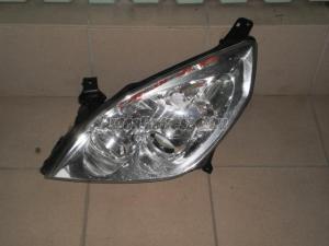 OPEL VECTRA C facelift bal fényszóró / fényszóró