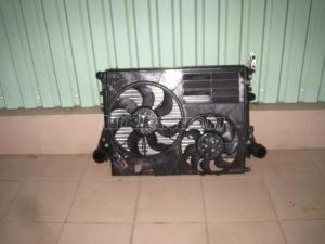 VOLKSWAGEN SHARAN 2010-től 2.0 diesel komplett hűtő szett / hűtő szett