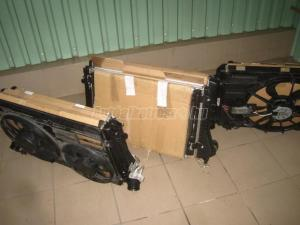 VOLKSWAGEN GOLF V komplett diesel hűtő szett / hűtő szett