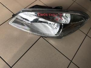 SKODA FABIA II 12-től bal első fényszóró / fényszóró