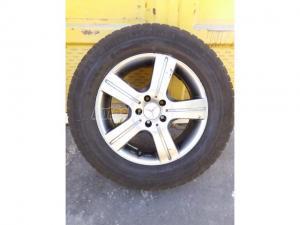 Continental Winter Contact 4x4 MO téli 235/65 R17 104 H TL 2011 / Gyári alufelni Mercedes 17x7,5