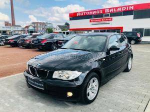 BMW 1-ES SOROZAT 116i E87 / Bontott jármű