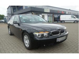 BMW 7-ES SOROZAT 735i E65 / Bontott jármű