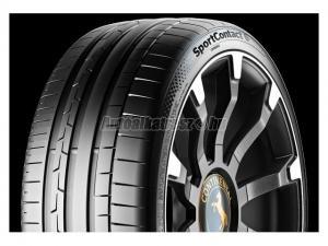 Continental contisportcontact6 xl ro1 fr nyári 245/30 R20 90 Y