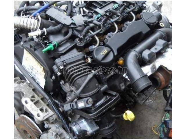 Ford focus motor felújítás