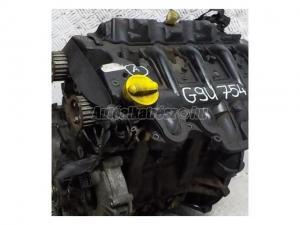RENAULT MASTER 2.5 DCI / G9U754 MOTOR