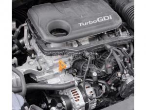 KIA CEE'D 1.0 T-GDI / G3LC MOTOR