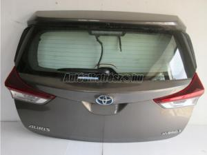 TOYOTA AURIS Auris II Lift HB / Toyota Auris II Lift HB Hybrid csomagtér ajtó 1G2
