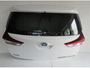 TOYOTA AURIS Auris II Lift / Toyota Auris II Lift HB Hybrid csomagtér ajtó 040