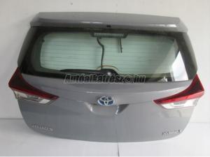 TOYOTA AURIS Auris II Lift / Toyota Auris II Lift HB Hybrid csomagtér ajtó 1H5