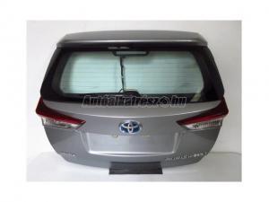 TOYOTA AURIS Auris II Lift Hybrid / Toyota Auris II Lift kombi csomagtér ajtó 1g6