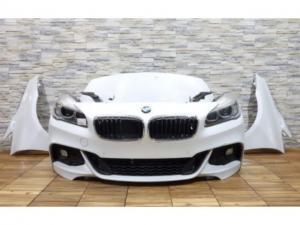 BMW 2-ES SOROZAT / BMW 2 F46 Komplett eleje Fehér Led
