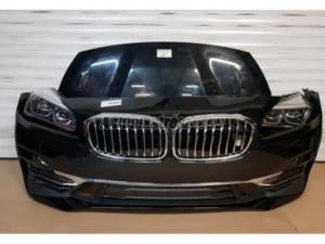 BMW 2-ES SOROZAT / BMW 2 F46 Komplett eleje Fekete Led