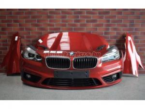 BMW 2-ES SOROZAT / BMW 2 F46 Komplett eleje Piros Xenon