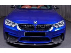 BMW 4-ES SOROZAT / BMW 4 F36 Komplett eleje Kék Led