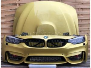 BMW 4-ES SOROZAT / BMW 4 F36 Komplett eleje Sárga Led