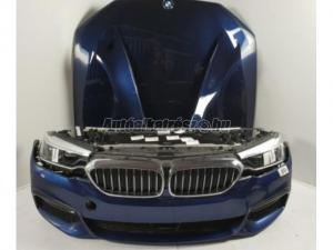 BMW 5-ÖS SOROZAT / BMW 5 G30 Komplett eleje Sötétkék Adaptív Led