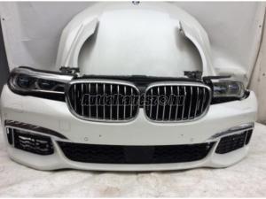 BMW 7-ES SOROZAT / BMW 7 G11 Komplett eleje Fehér Led