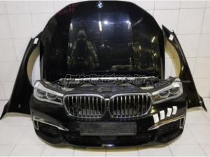 BMW 7-ES SOROZAT / BMW 7 G11 Komplett eleje Fekete Led