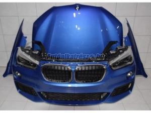 BMW X1 / BMW X1 F48 Komplett eleje Kék Xenon