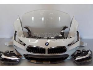 BMW X2 / BMW X2 F39 Komplett eleje Fehér Led