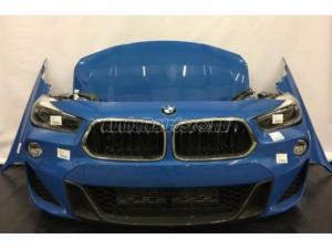 BMW X2 / BMW X2 F39 Komplett eleje Kék M-Packett Led