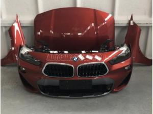 BMW X2 / BMW X2 F39 Komplett eleje Piros Halogén
