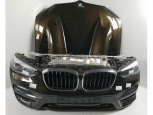 BMW X3 / BMW X3 G01 Komplett eleje Barna Halogén
