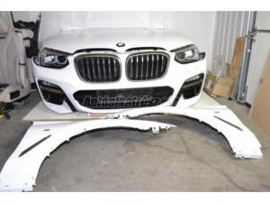 BMW X3 / BMW X3 G01 Komplett eleje Fehér Xenon