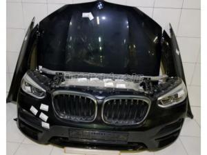 BMW X3 / BMW X3 G01 Komplett eleje Fekete Xenon