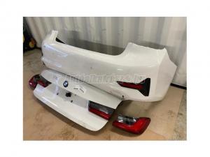 BMW 3-AS SOROZAT / BMW 3 G20 Komplett hátulja A300