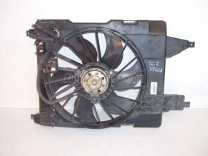 RENAULT SCENIC, MEGANE / hűtőventillátor / hűtő ventillátor