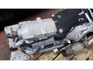 BMW 518 F11 LCI B47 / GA8HP50Z automata váltó