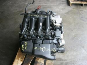 BMW 318 E46 M47N / 204D4 motor
