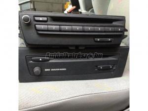 BMW X5 E70 E71, 5-ÖS SOROZAT E60 E61, 3-AS SOROZAT E90 E9... / BMW 1 es 3 as 5 ös és X5 E70 Business Navigációs fejegység