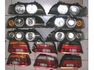 BMW 7-ES SOROZAT e39 (5 / E39 fényszóró, hátsó lámpa