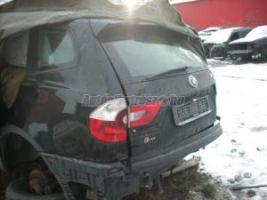 BMW X3 2.0D / futómű egyben