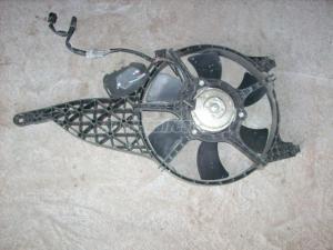 NISSAN NAVARA d40Nissan navara d40 klima ventillátor (Autó - Elektromos alkatrészek - Ventillátorok, szellőztetők)