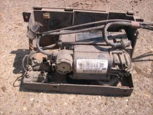 LAND ROVER DISCOVERY II / légrugó kompresszor