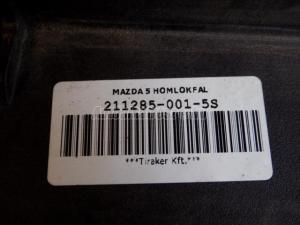 MAZDA 5 / MAZDA 5 HOMLOKFAL