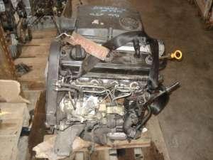 VOLKSWAGEN POLO III / 1.9 D Motor egyben