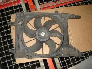 RENAULT SCENIC / hűtőventillátor