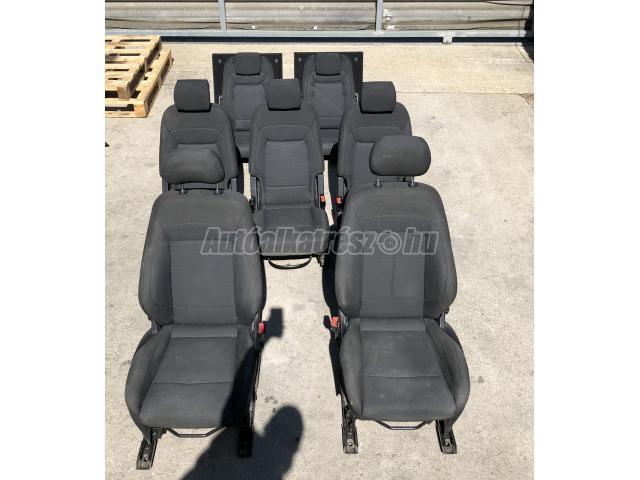 oldal bordó ülések