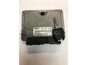 OPEL ASTRA G 2.0 DI, 0281001869, GM09133267 / motor vezérlőegység