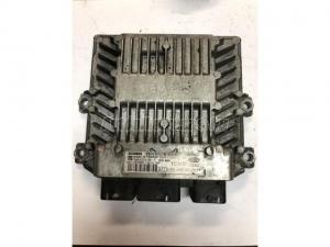 FORD FIESTA MK6 1.4 TDCI, 6S61-12A650-AB 5WS40241B / motor vezérlőegység