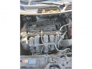 FORD FIESTA / otto motor