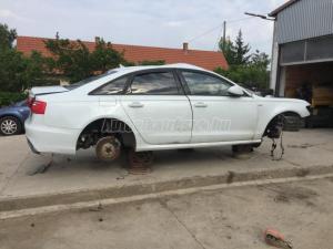 AUDI A6 S-line bontás / Bontott jármű