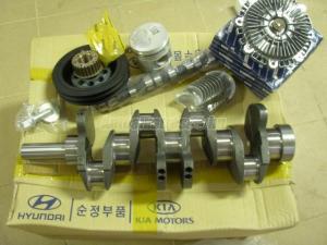 KIA K2500 - HYUNDAI H-1, H 100 / Motoralkatrészek TD és CRDI